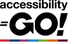 Logo for the Accessibility GO! A Guide to Action